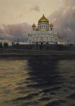 Москва.Храм Христа Спасителя