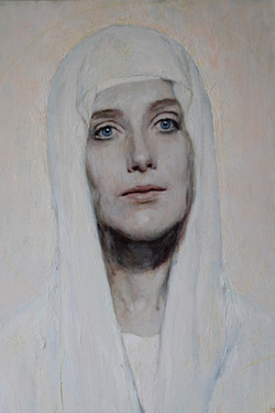 Богородица(фрагмент)