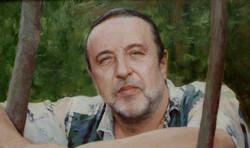 Портрет живописца Фёдорова А.