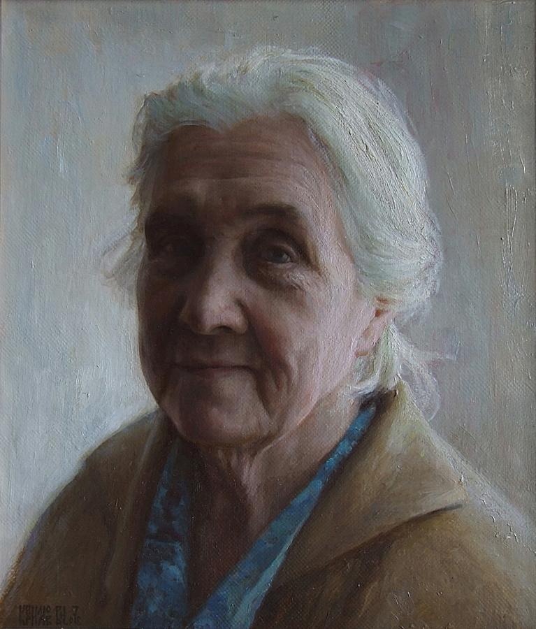 Моя бабушка (Иванчикова Е.А.)