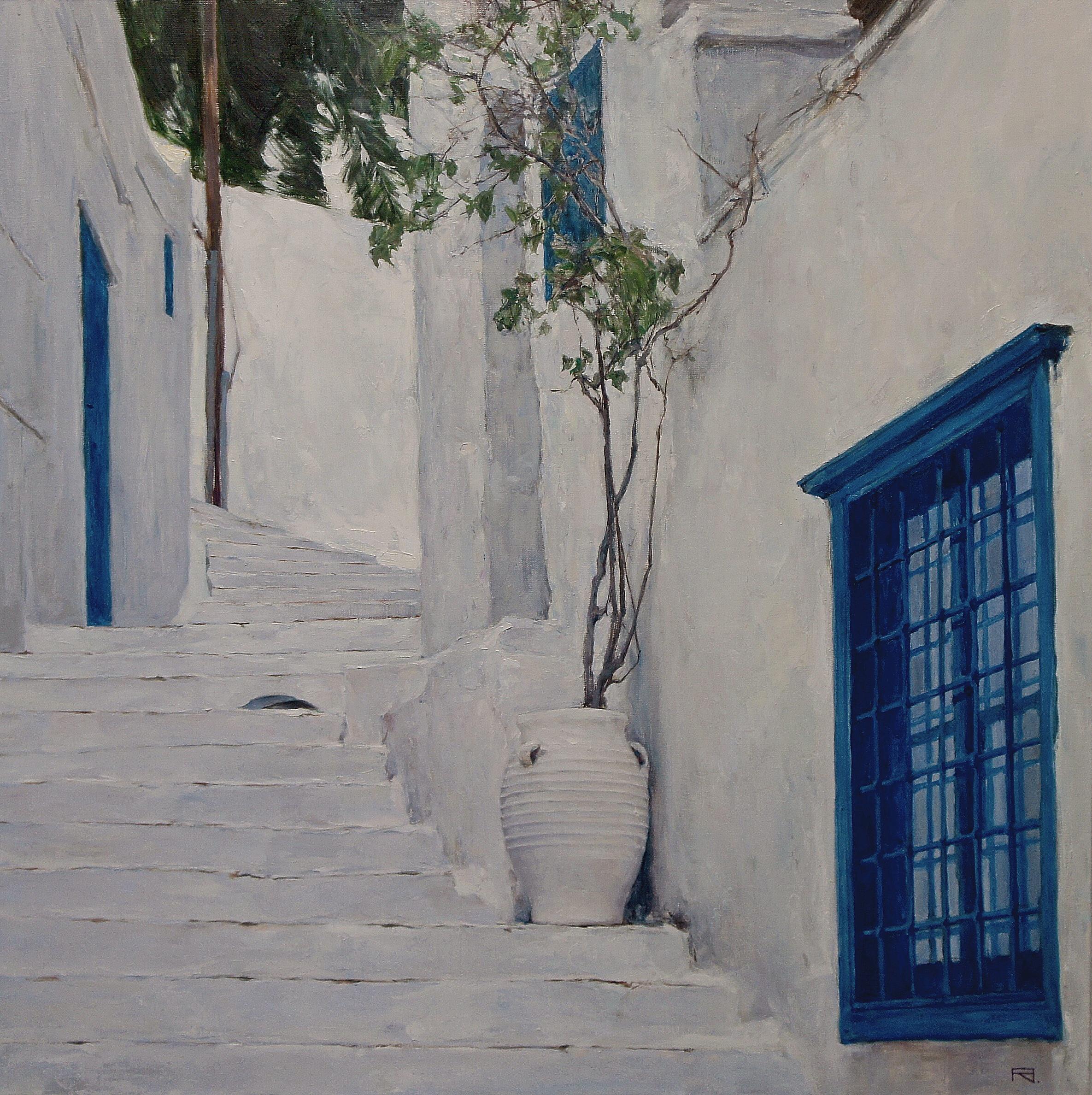 Греция.На острове Гидра