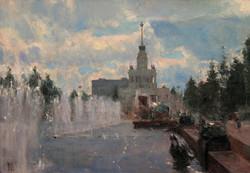 Москва. ВВЦ