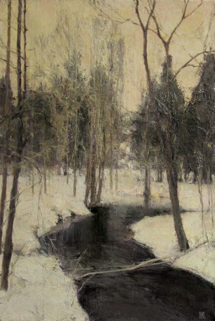 В тиши лесной