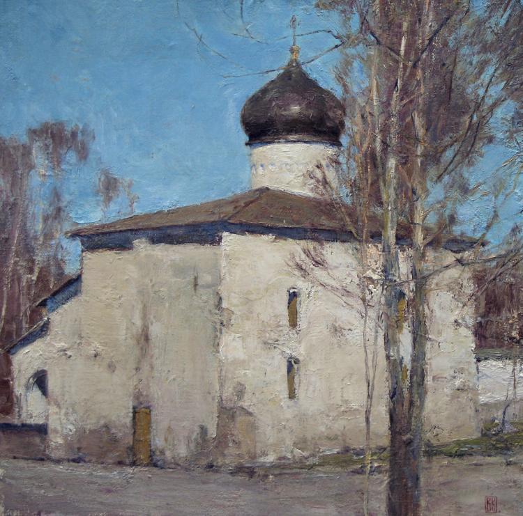 Церковь в Пскове