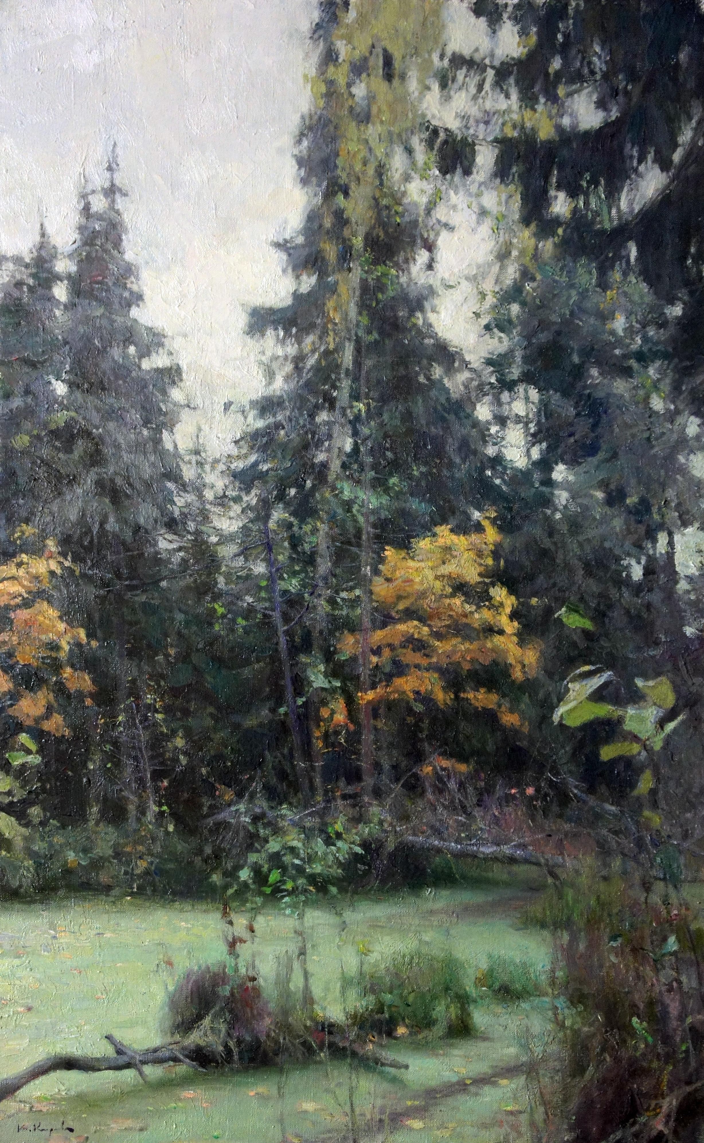 Седой лес(Абрамцево)