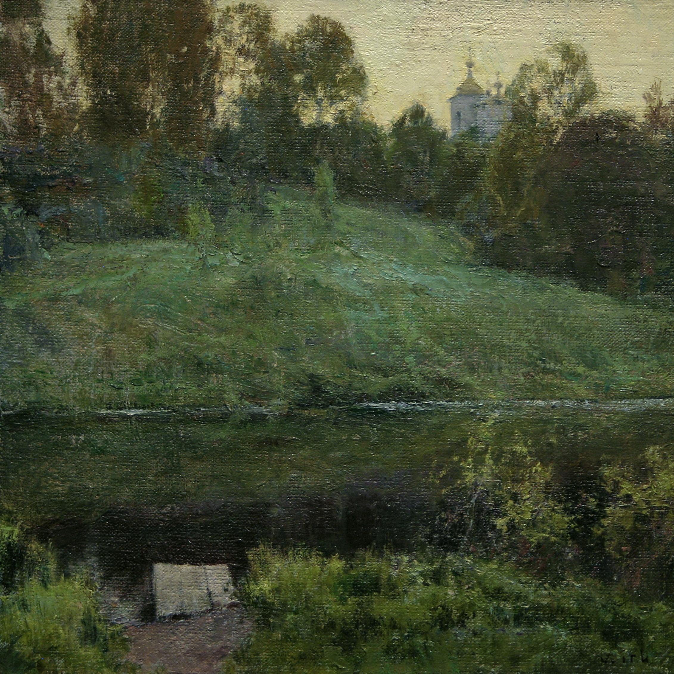 В окрестности Боровска