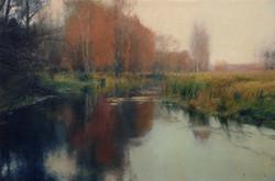 На речке Клязьма