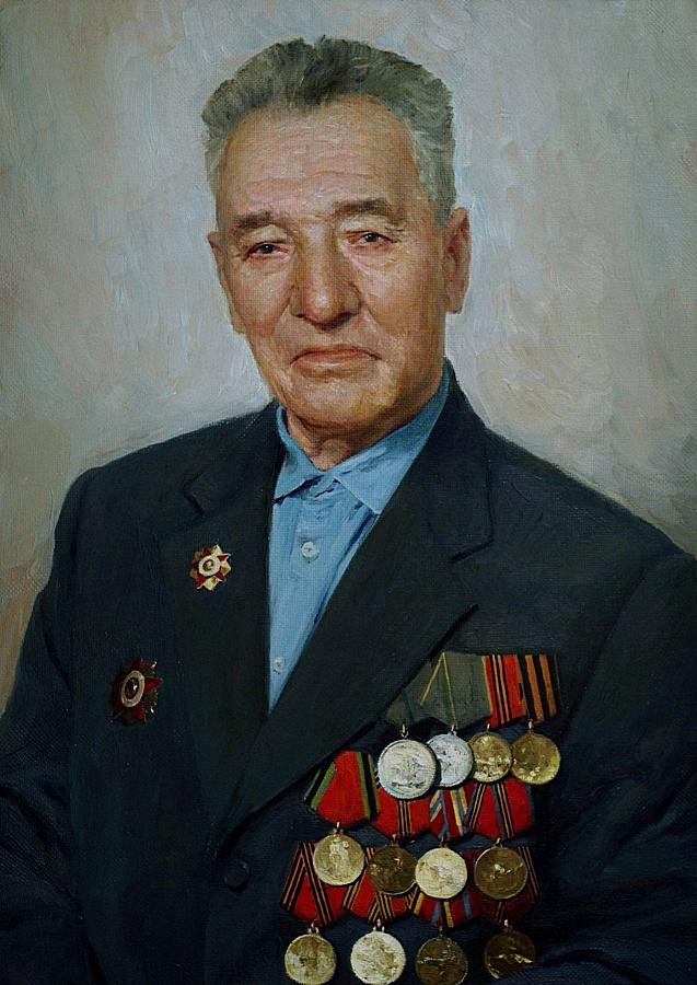 Портрет Бугрина М.А.