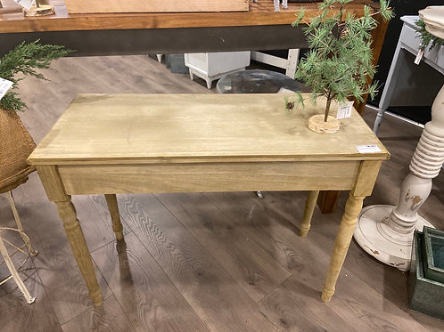 Sale/ Wood Console Table (was $139)