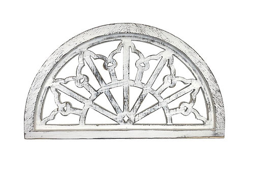 Carved Palladian Arch