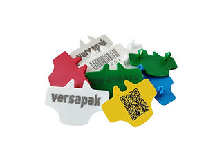 Versapak seals work with our tamper evident bags by closing the zip on the bag, placing the zip puller in position and inserting the seal into the locking mechanism. When someone lifts the zipper, the seal breaks which means that you can see immediately that the bag has been opened. Versapak security seals provide a simple, clear and effective way to monitor your sensitive and high-value items. The genuine Versapak Button seal is available in a range of colours and can be overprinted with unique security numbers, company name, a logo.