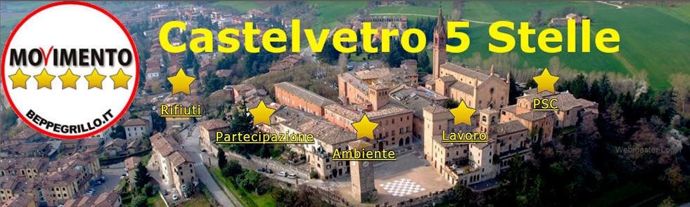 Movimento 5 stelle, Castelvetro di Modena