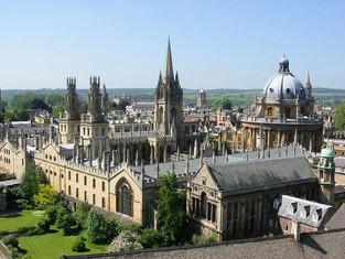 Oxford'da Executive English Programı: 27 Ekim-3 Kasım