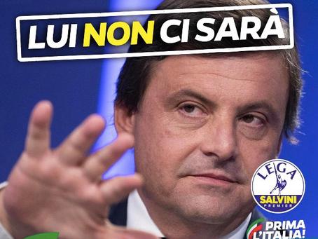 Carlo Calenda chiede di sfidare Salvini a Milano. Domani, si farà?