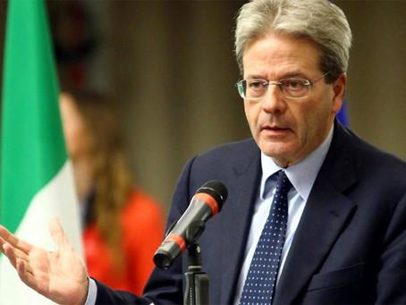 Paolo Gentiloni è il candidato commissario italiano della Commissione Europea