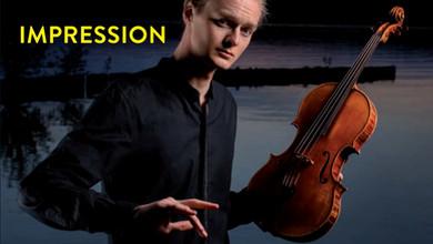 """Sào Soulez Larivière presents his debut album """"Impression"""""""