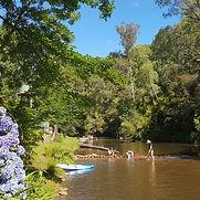 jamieson river jamieson caravan park kay