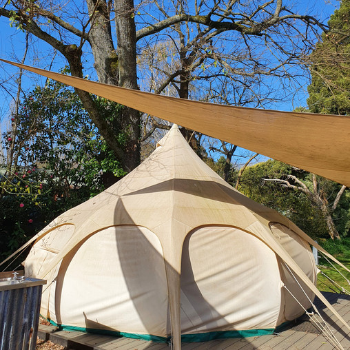 camping scavenger hunt caravan park tent