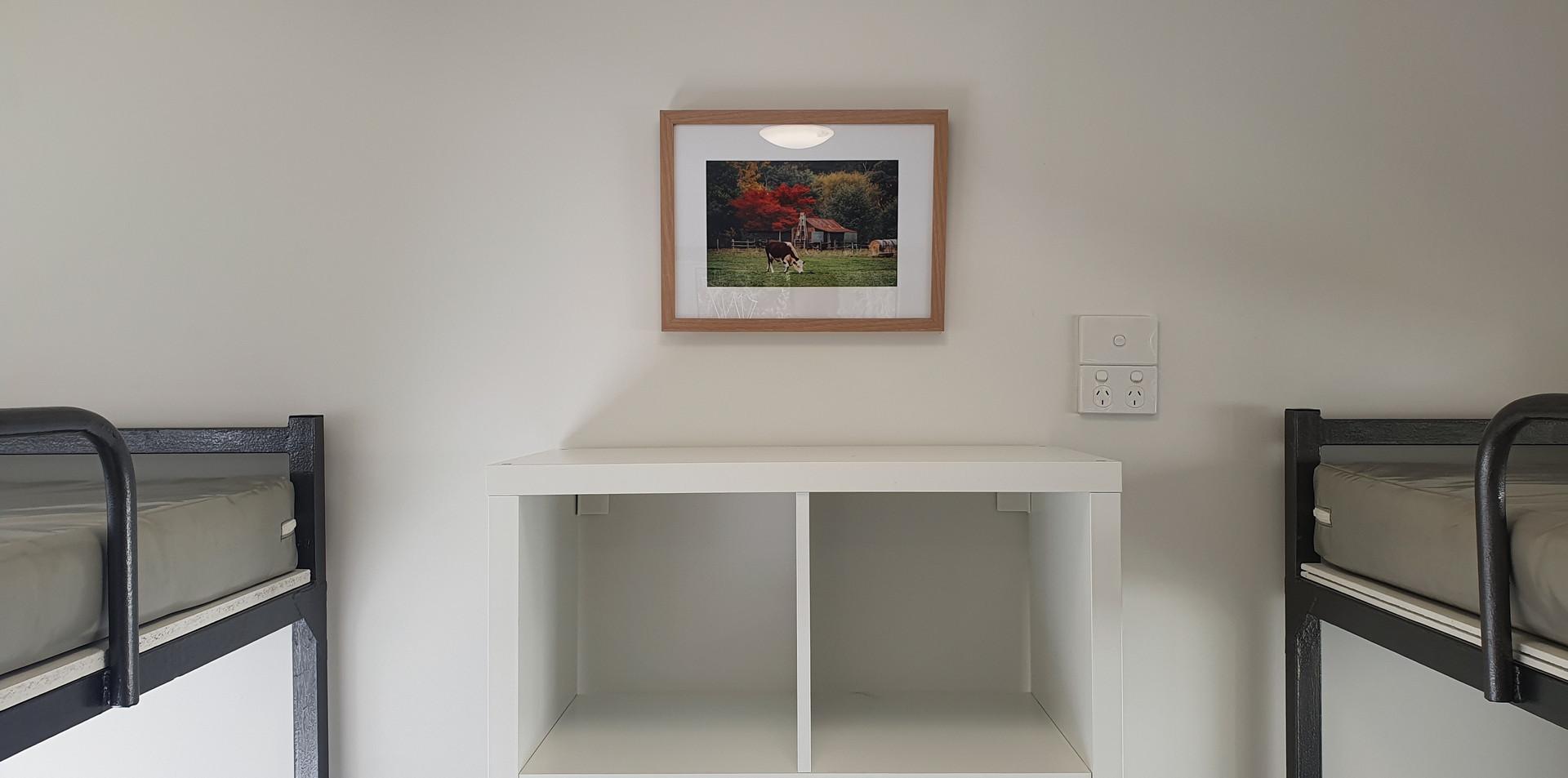cow photo frame
