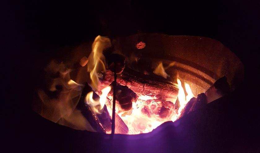 Fire Pit Jamieson Caravan Park