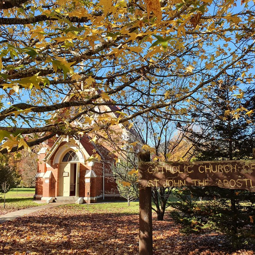 catholic church victoria australia jamieson