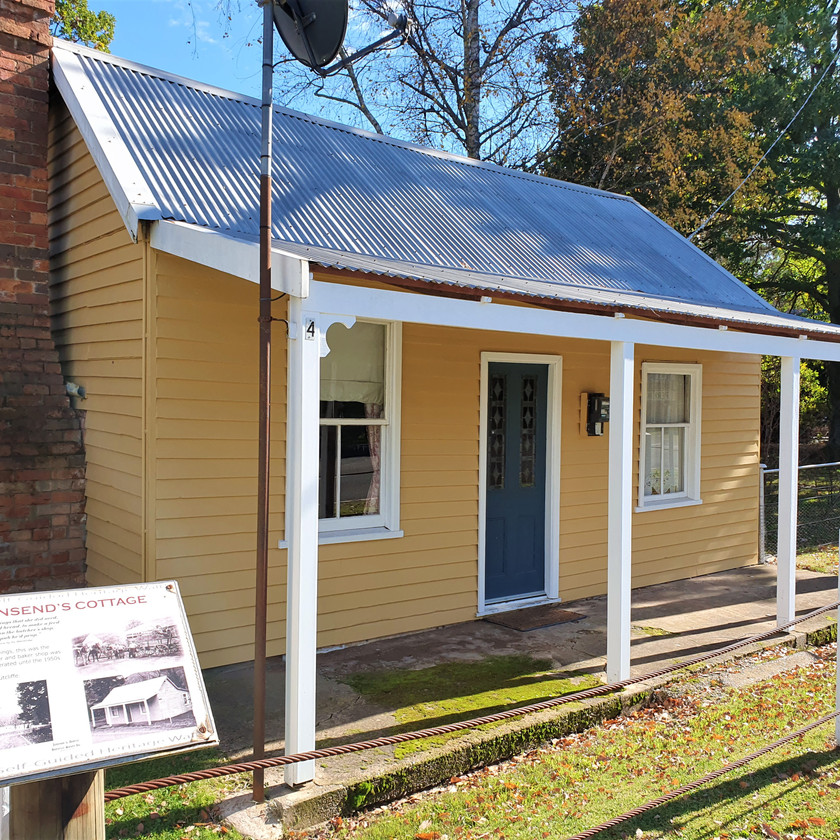 old butcher heritage walk jamieson history high country gold town