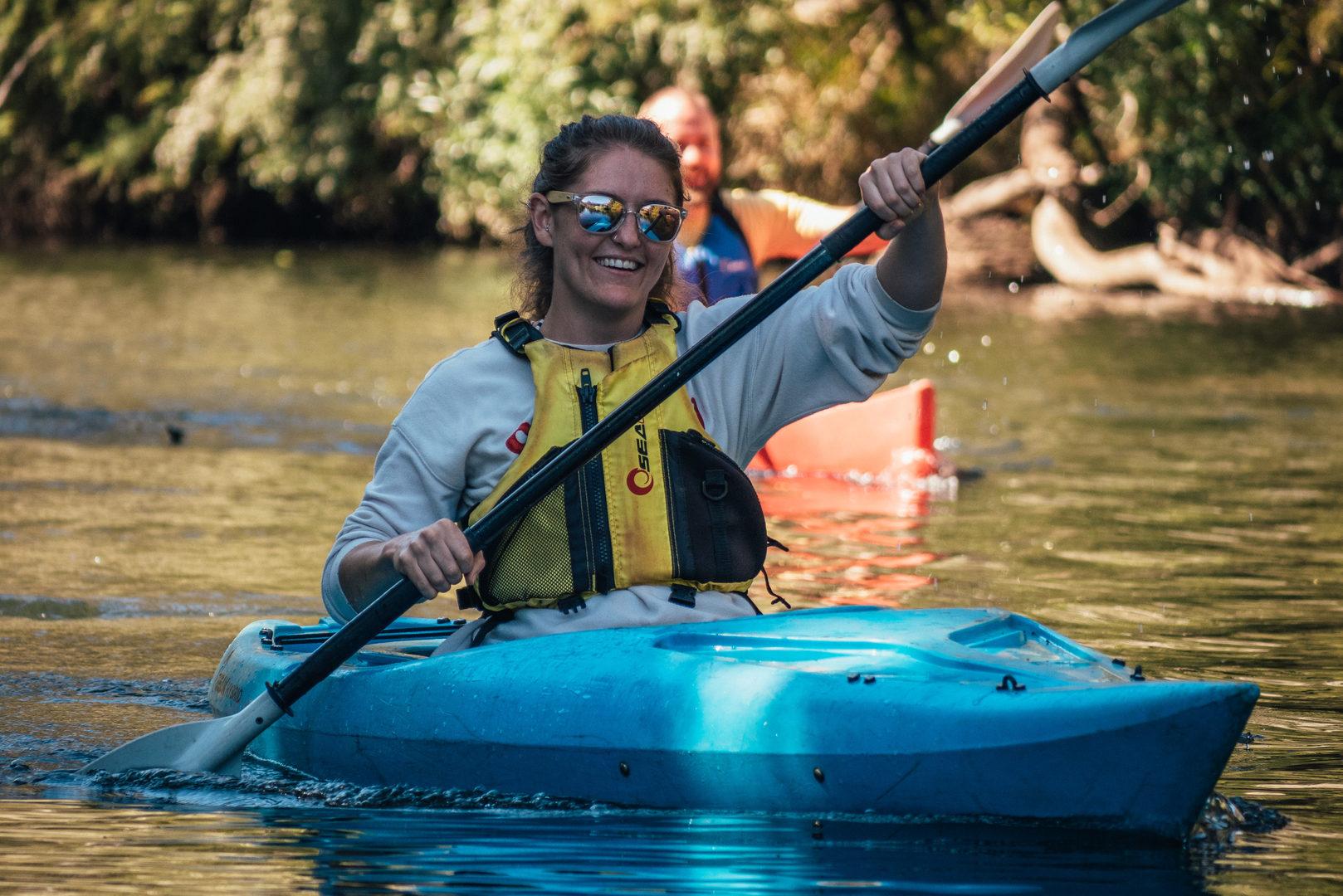 Happy Days Kayaking