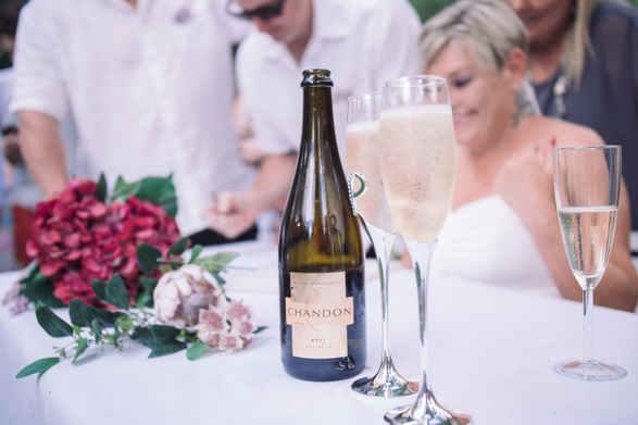 Wedding in Jamieson