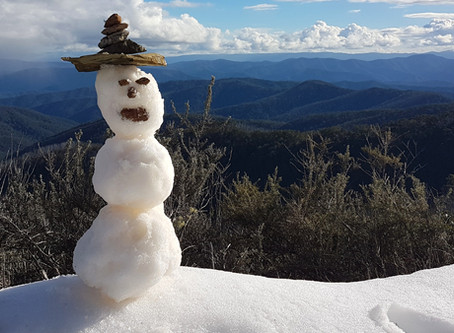 Winter in the Victorian High Country