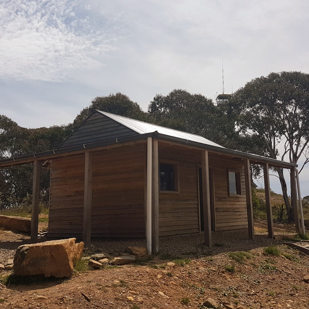 Mount Terrible Hut and Firetower High Country Huts