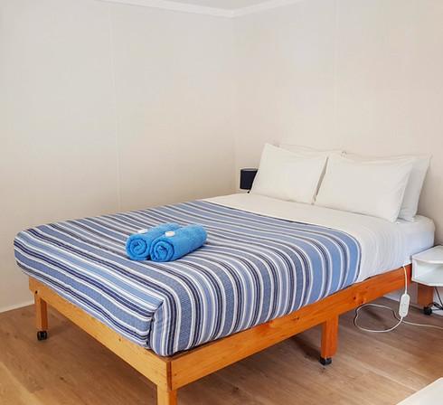 Modern cabin accommodation