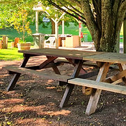 Picnic tables Jamieson Caravan Park.jpg