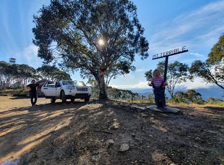 Mount Terrible 4WD trip
