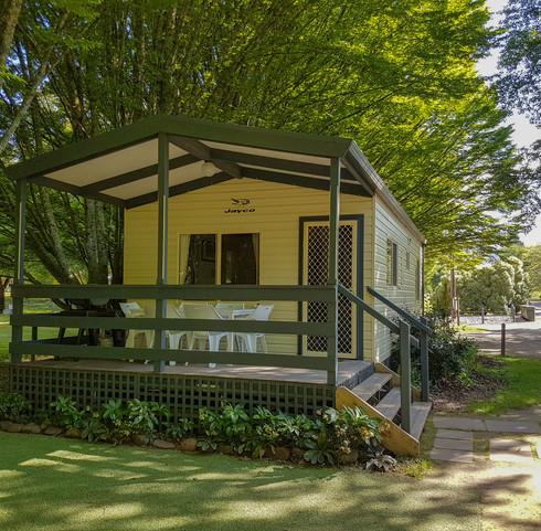 Cabin Accommodation Jamieson