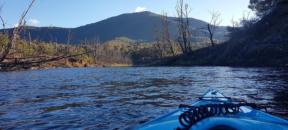 best kayaking trip in victoria