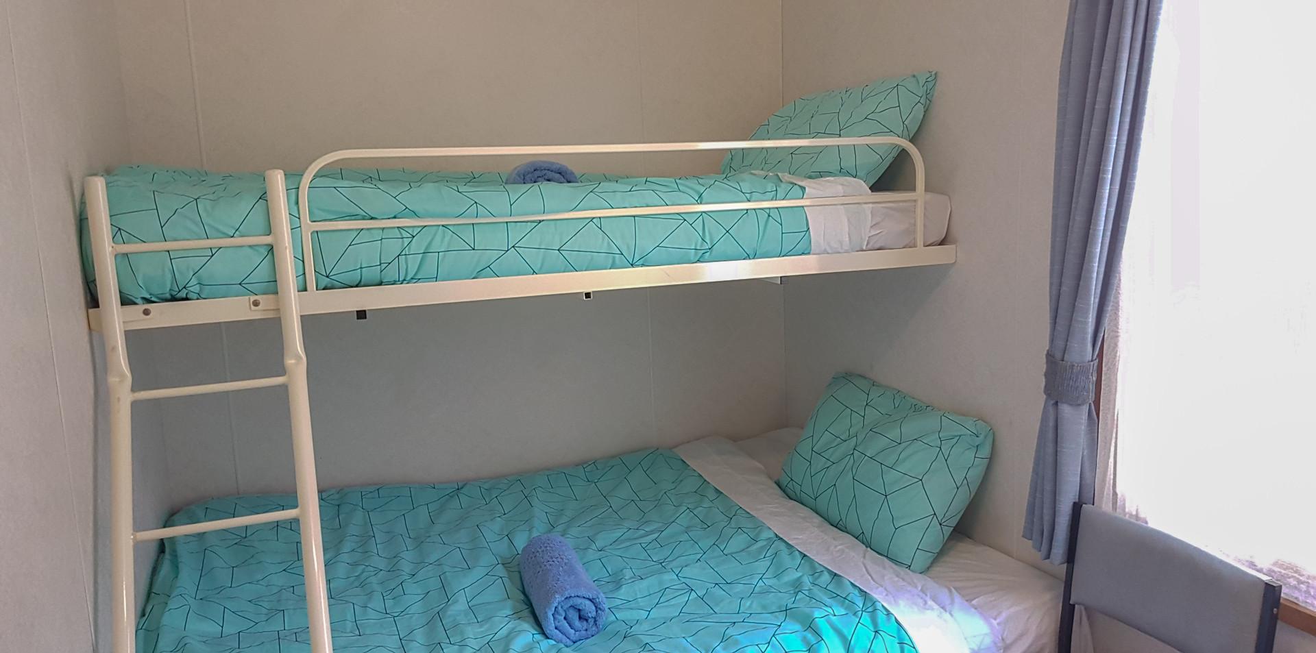 Cabin 2 Bunk Beds