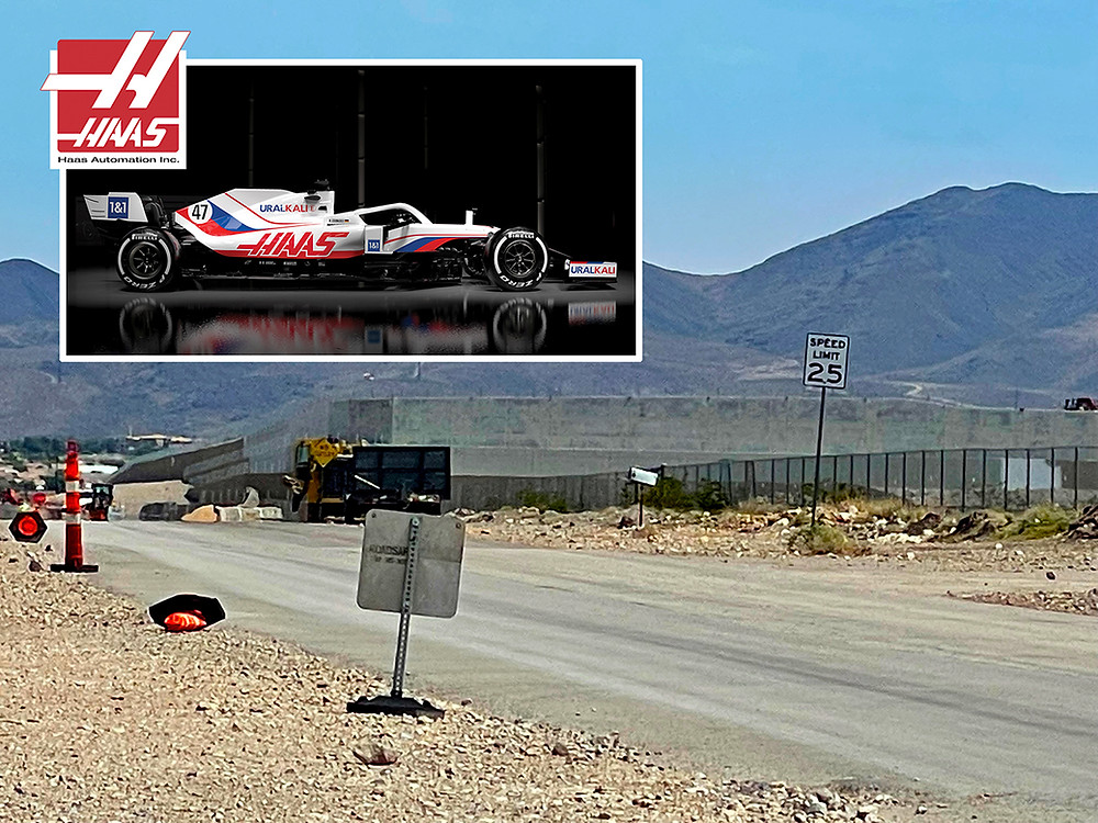Haas Automation in Henderson Nevada