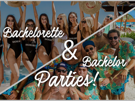 5 Things To Expect At A Bachelor or Bachelorette Party