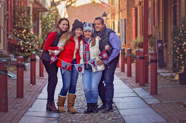 Limited Edition Urban Holiday Session