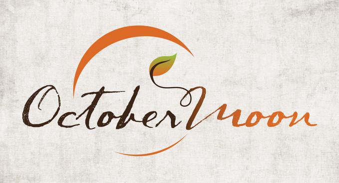 October Moon Logo