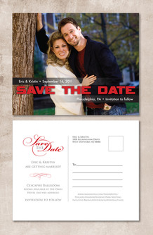 Save the Date Self-Mailer