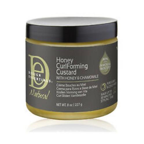Honey CurlForming Custard