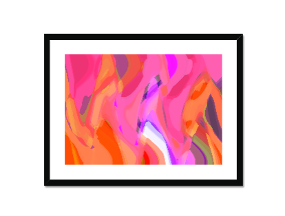 Sunrise2 Framed & Mounted Print