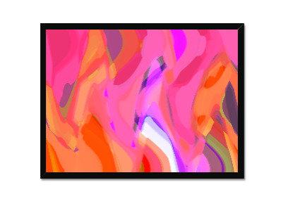 Sunrise2 Framed Print