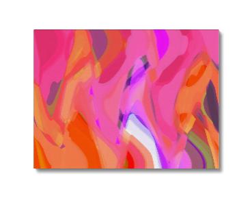 Sunrise2 canvas