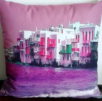 Mykonos, Pink Little Venice