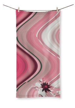 Pink Wave Water Lily