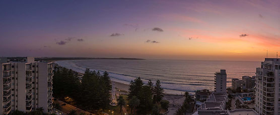 Cronulla-Beach-Sunset-View-from-Rydges-C