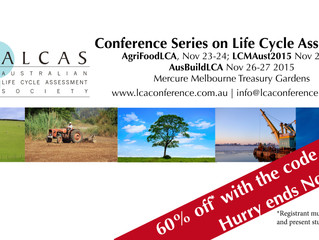 Flash student sale on ALCAS conference tickets