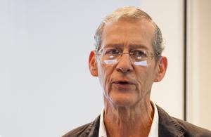Former ARA President Tim Edwards.